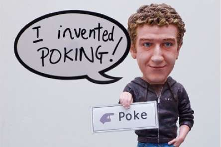 Poking Inventor Action Figure