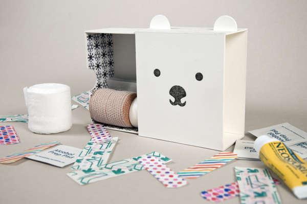 Friendly Bear First Aid
