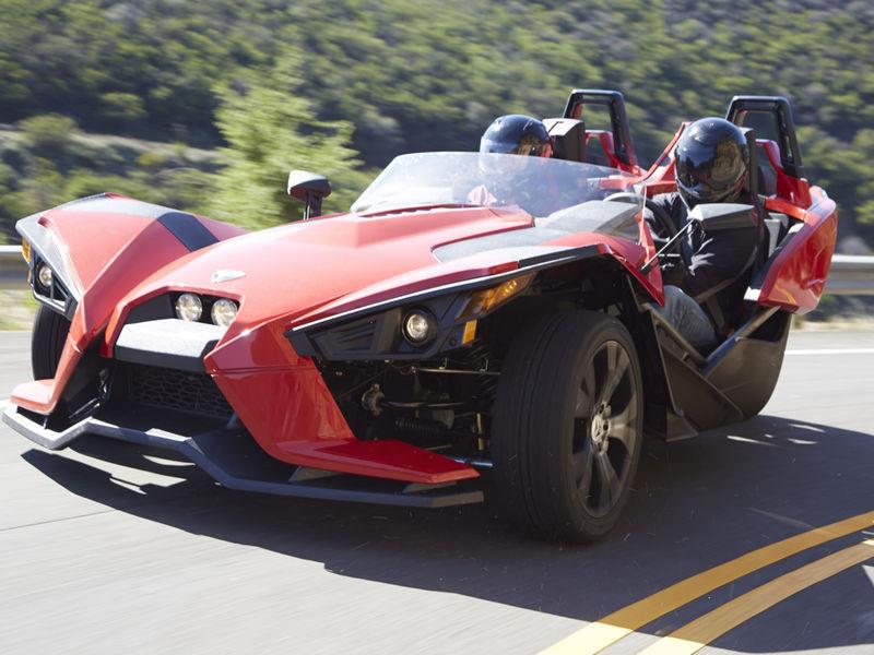 Insane Three-Wheeled Roadsters