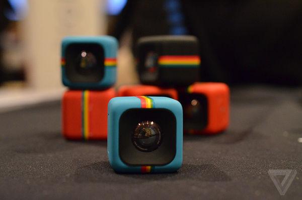 Tiny Cube Cameras