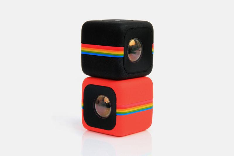 Miniature Cube Cameras
