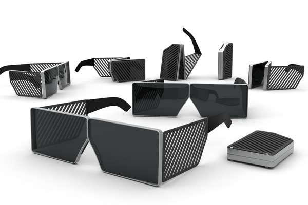 Fabulous Futuristic Sunglasses