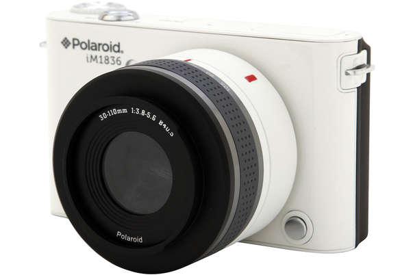 Mirrorless Lens Cameras