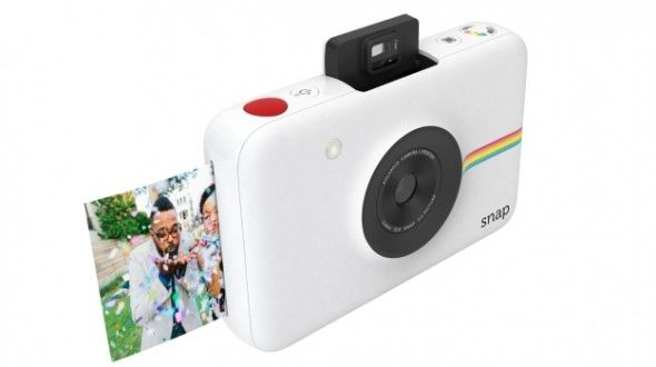 Instantly Sharable Polaroid Cameras