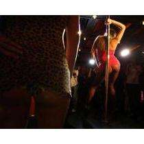 Pole Dancers Turned Runway Models