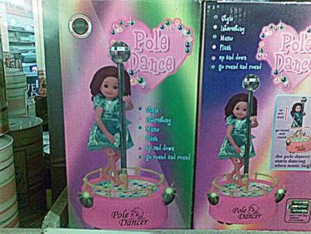 Pole Dancing Dolls