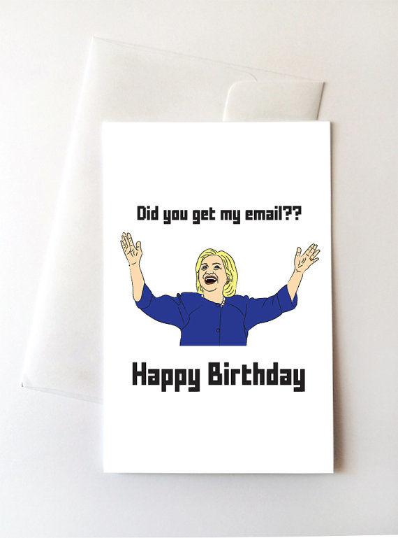 Celebratory Political Cards