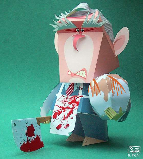 Political Origami