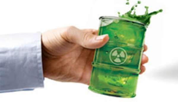 Faux Contaminated Cups