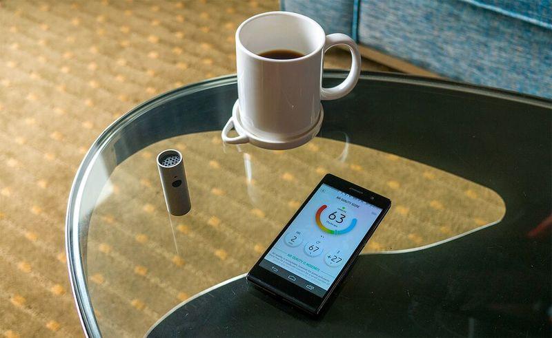 Portable Pollution Monitors