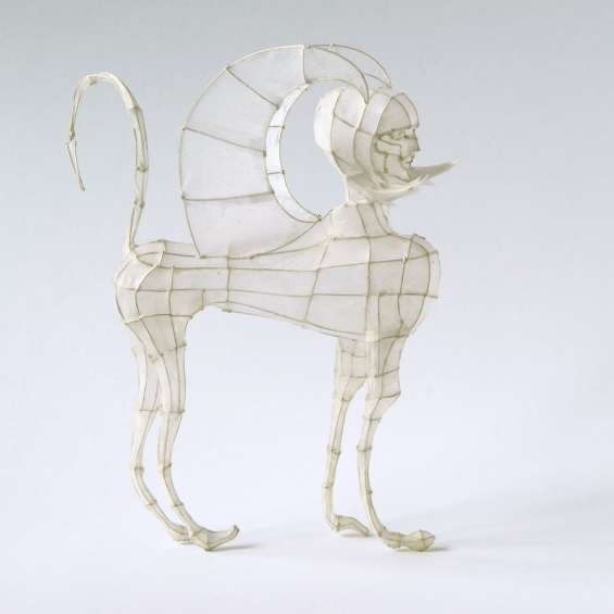 Paper Wire Sculptures