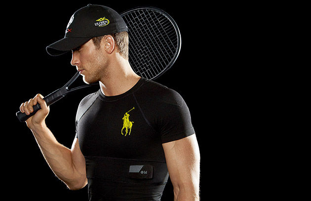 Tech-Infused Polo Shirts