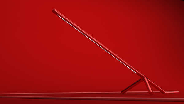Polyline Desk Lamp