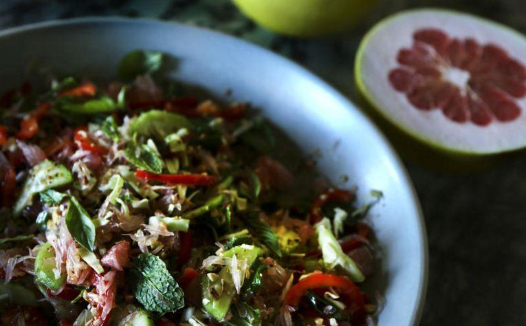 Cambodian Citrus Salads