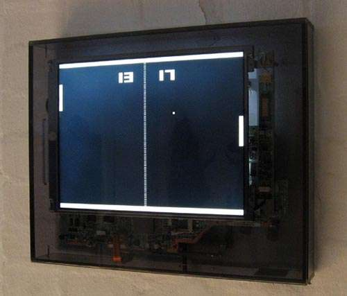 Pong Clocks