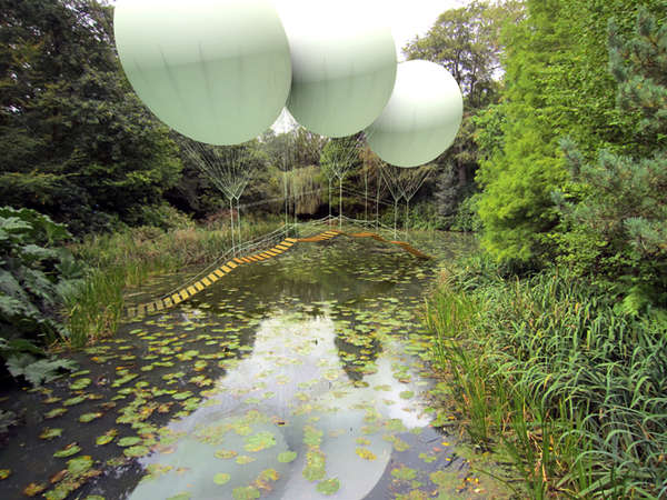 Balloon Bridge Installations