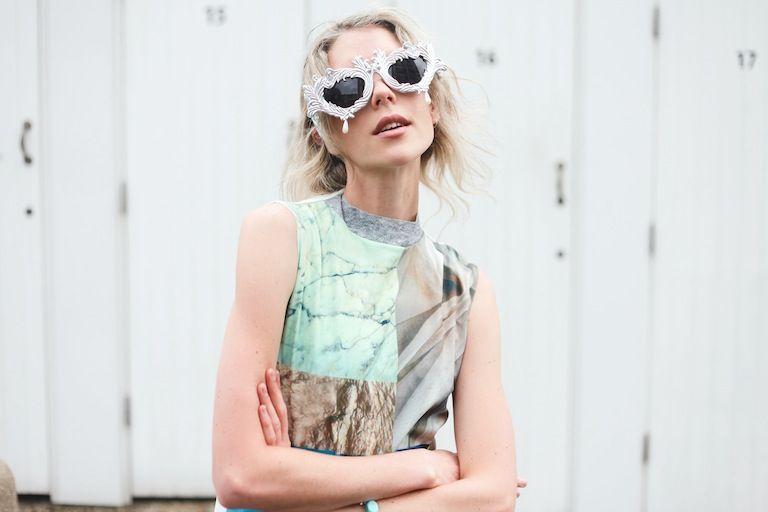 Grunge Glamour Girl Blogs