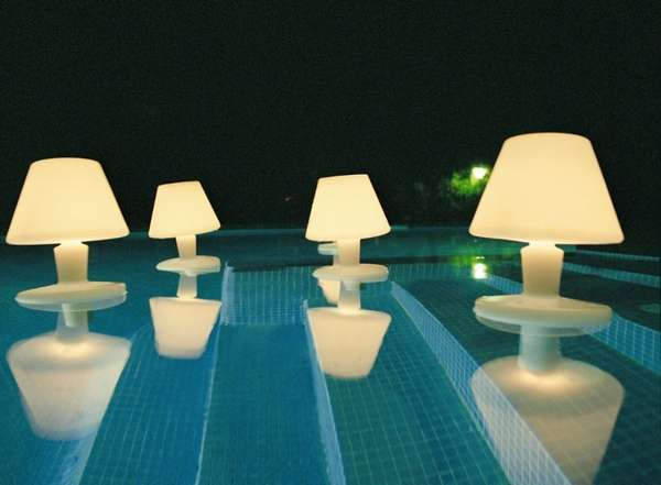 Luxury Pool Lamps