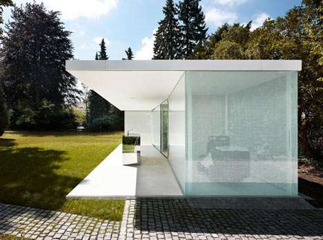 Pristine Glass Houses