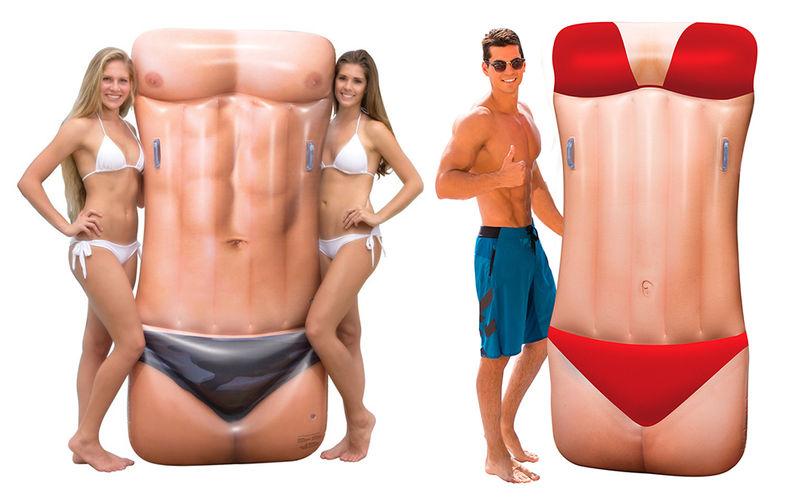 Attractive Anatomy Floaties
