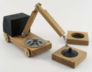 Wood-Infused Toys
