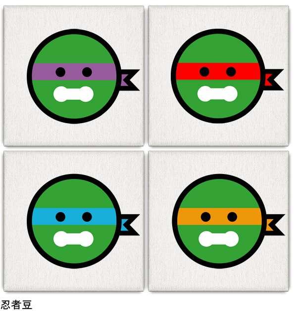 Superhero Emoticon Portraits