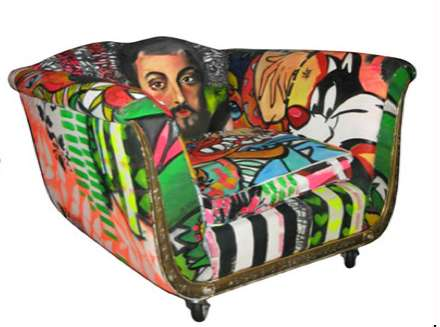 Pop Art Furniture
