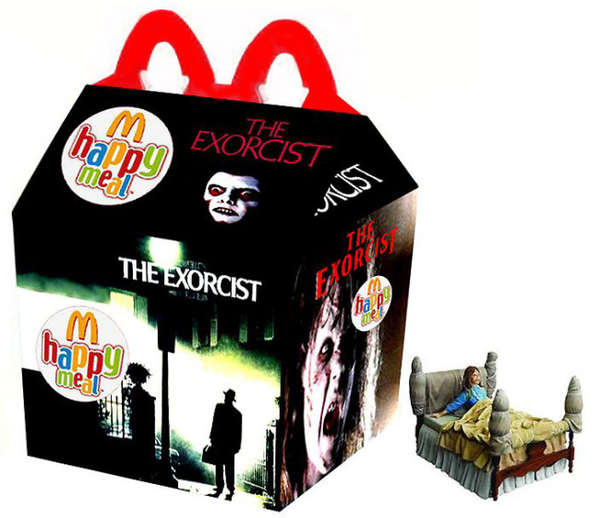Filmic Fast Food Boxes