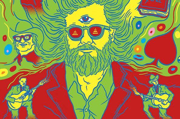 Quirky Pop Culture Illustrations