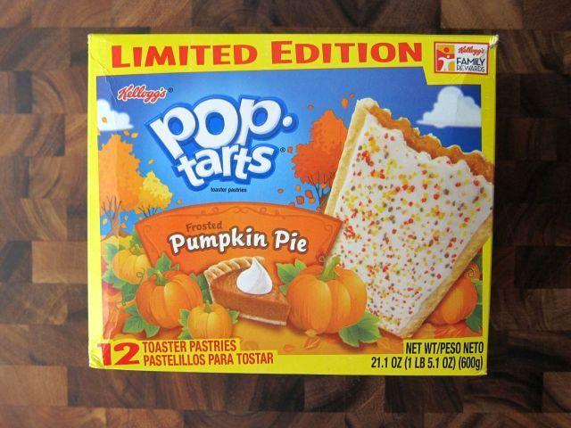 Breakfast Pumpkin Tarts