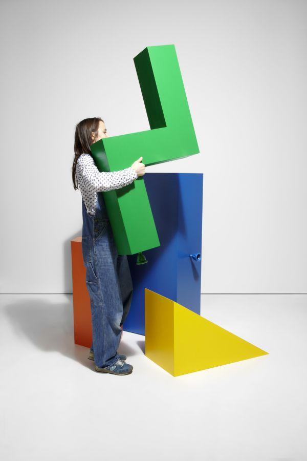 Balloon Geometry Sculptures