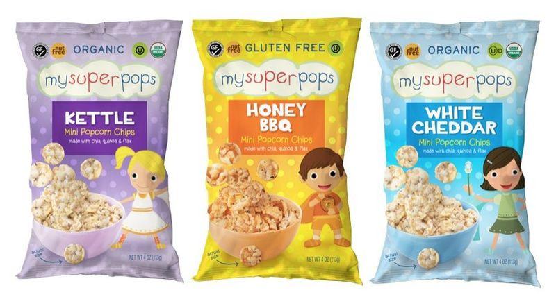 Wholegrain Kid-Friendly Snacks