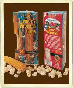 Microwaveable Cobs