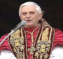Pope Copyrights All of His