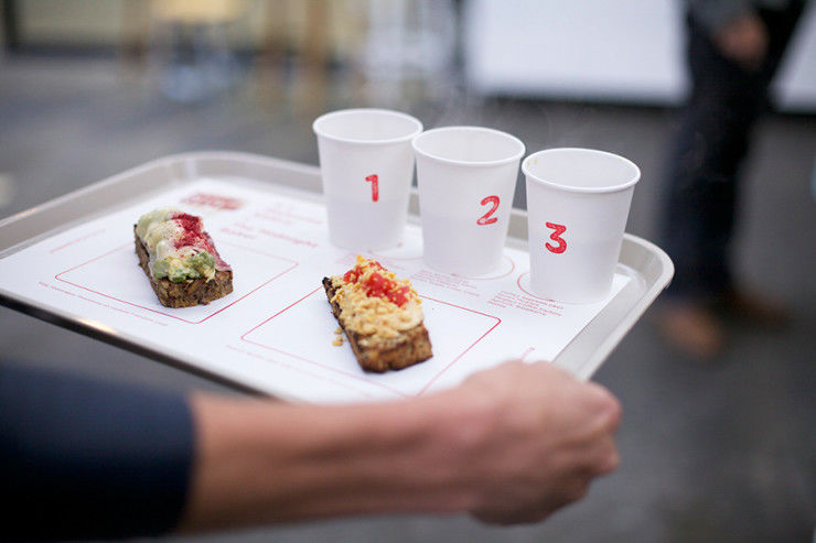 Pop-Up Toast Cafes
