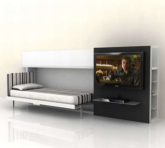 Television Beds