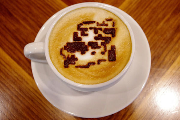 Video Game-Themed Cafes