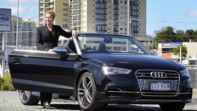 Women-Oriented Car Showrooms