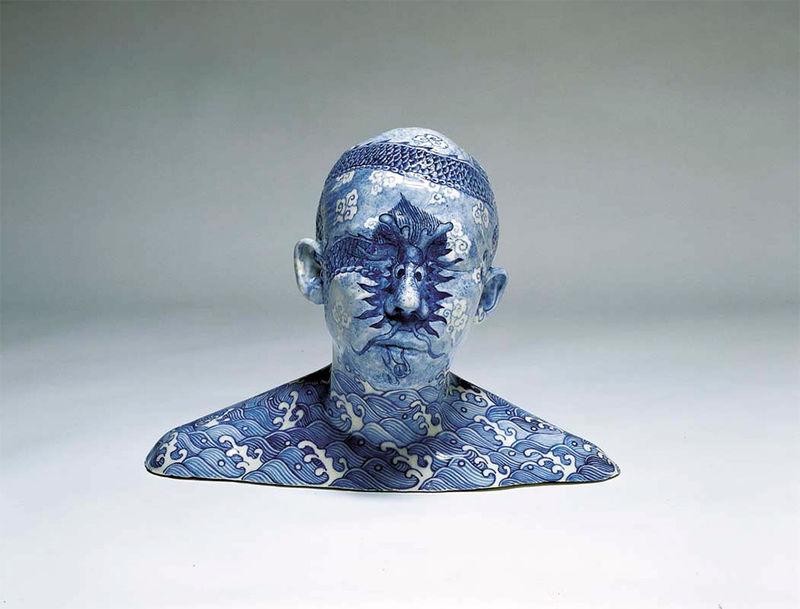Artful Porcelain Busts