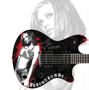 Pornstar Guitars