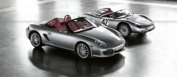 Limited Edition Porsche Boxster
