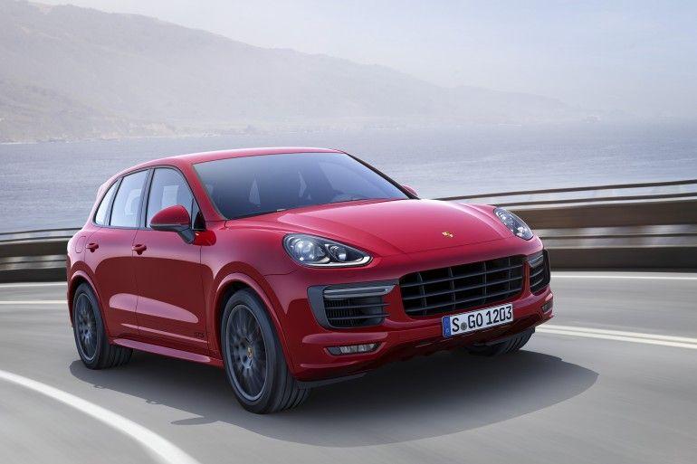 Turbocharged Sport SUVs