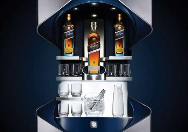 Porsche Johnnie Walker Blue