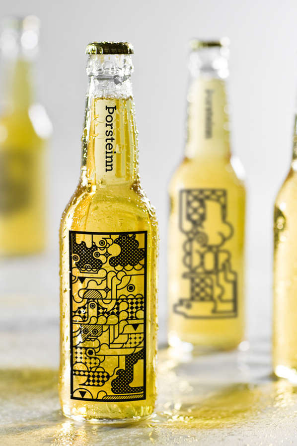 Bold Design Brew Bottles