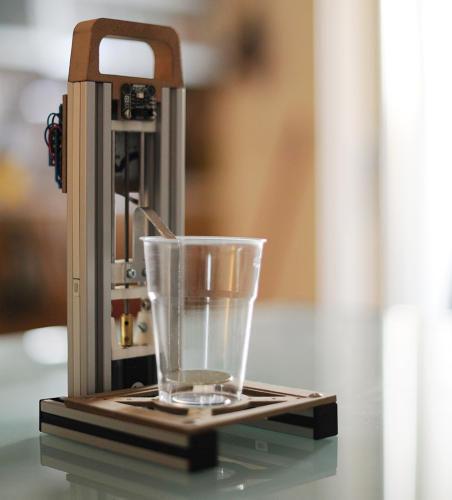 Portable 3D Printers
