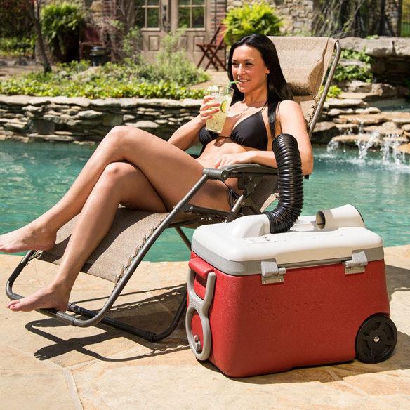 Breezy Beverage Coolers