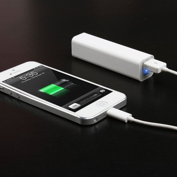 Carry-Around Phone Chargers
