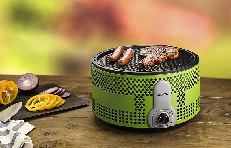 Smokeless Charcoal BBQs