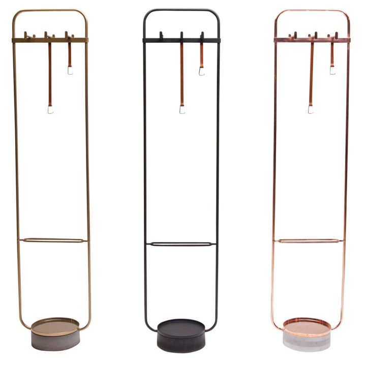 Slim Freestanding Hangers