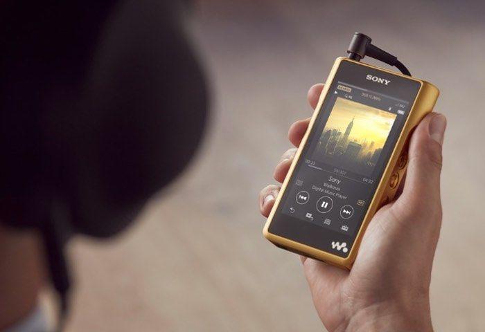 Premium Audiophile MP3 Players